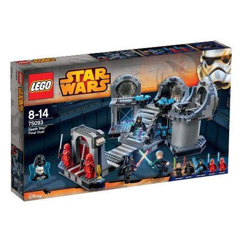 75093 LEGO® Star Wars™ Death Star™ A végső összecsapás