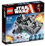 75100 LEGO® Star Wars™ Első rendi hósikló™