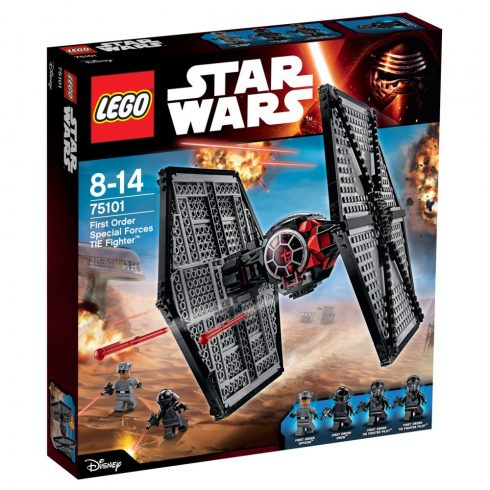 75101 LEGO® Star Wars™ Első rendi TIE vadászgép™