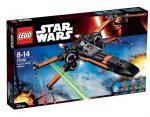 75102 LEGO® Star Wars™ Poe X-szárnyú vadászgépe™