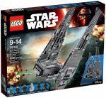 75104 LEGO® Star Wars™ Kylo Ren parancsnoki siklója™