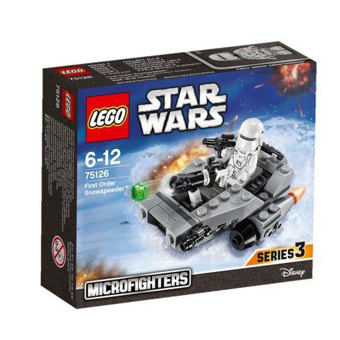 75126 LEGO® Star Wars™ Első rendi hósikló™