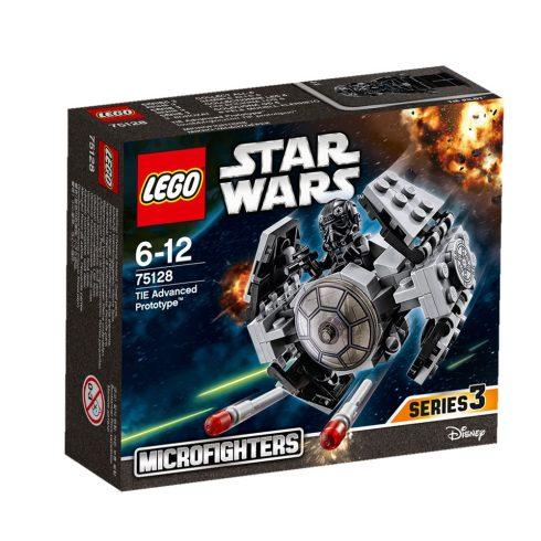 75128 LEGO® Star Wars™ Továbbfejlesztett TIE prototípus™