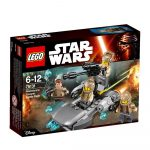 75131 LEGO® Star Wars™ Ellenállás oldali harci csomag