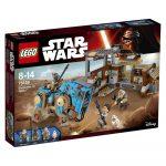 75148 LEGO® Star Wars™ Összecsapás a Jakku™ bolygón