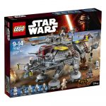 75157 LEGO® Star Wars™ Rex kapitány AT-TE™ lépegetője