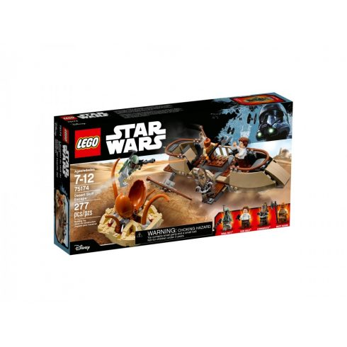 75174 LEGO® Star Wars™ Szökés Desert Skiff-ből