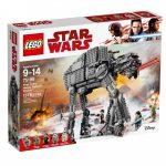 75189 LEGO® Star Wars™ Első rendi nehéz támadó lépegető™