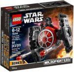 75194 LEGO® Star Wars™ Első rendi TIE Vadász™ Microfighter