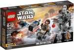 75195 LEGO® Star Wars™ Ski Speeder™ vs. Első Rendi Lépegető™ Microfighters