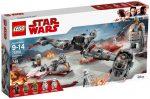 75202 LEGO® Star Wars™ Crait™ védelme
