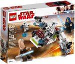 75206 LEGO® Star Wars™ Jedi és klón katona harci csomag