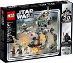75261 LEGO® Star Wars™ Klón Felderítő Lépegető – 20. évfordulós kiadás