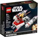 75263 LEGO® Star Wars™ Az Ellenállás Y-szárnyú™ Microfightere