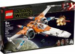 75273 LEGO® Star Wars™ Poe Dameron X-szárnyú vadászgépe™