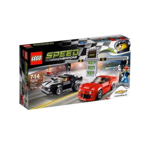 75874 LEGO® Speed Champions Chevrolet Camaro Drag Race