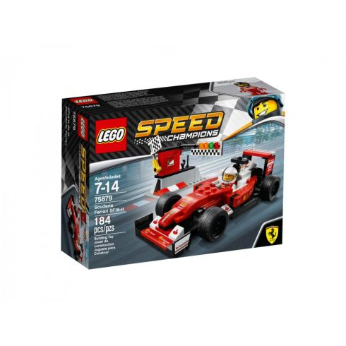 75879 LEGO® Speed Champions Scuderia Ferrari SF16-H
