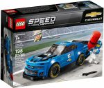 75891 LEGO® Speed Champions Chevrolet Camaro ZL1 versenyautó