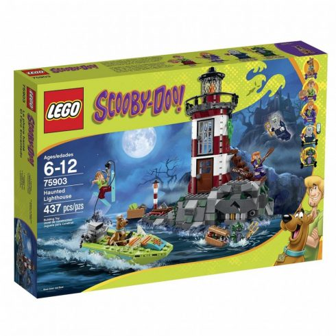 75903 LEGO® Scooby-Doo Kísértetjárta világítótorony
