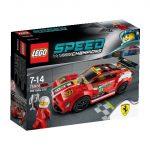 75908 LEGO® Speed Champions 458 Itália GT2