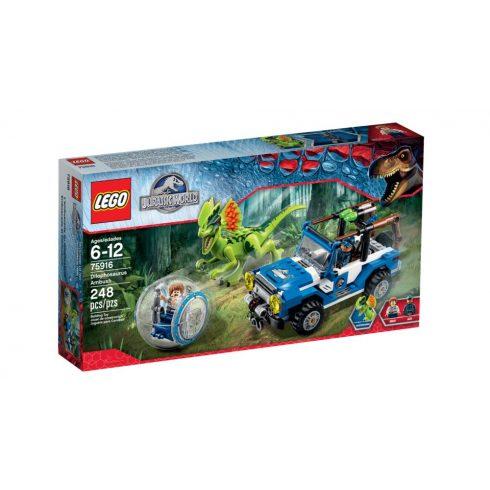 75916 LEGO® Jurassic World™ Dilophosaurus támadás