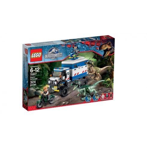 75917 LEGO® Jurassic World™ Raptor Rampage
