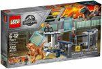 75927 LEGO® Jurassic World™ Stygimoloch kitörés