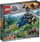 75928 LEGO® Jurassic World™ Blue helikopteres üldözése