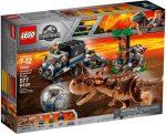 75929 LEGO® Jurassic World™ Carnotaurus – Menekülés a guruló gömbben
