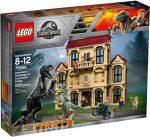 75930 LEGO® Jurassic World™ Dühöngő indoraptor a Lockwood birtokon