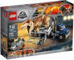 75933 LEGO Jurassic World T-Rex Transport