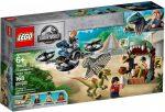 75934 LEGO® Jurassic World™ Elszabadult Dilophosaurus