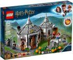 75947 LEGO® Harry Potter™ Hagrid kunyhója: Csikócsőr megmentése