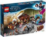 75952 LEGO® Harry Potter™ Göthe bőrőndje és a varázslatos lények
