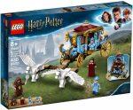 75958 LEGO® Harry Potter™ Beauxbatons hintó: Érkezés Roxfortba