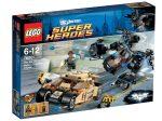 76001 LEGO® Super Heroes A Denevér Bane™ ellen: Tumbler üldözése