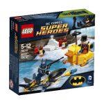 76010 LEGO® Super Heroes Batman™: Leszámolás Pingvinnel