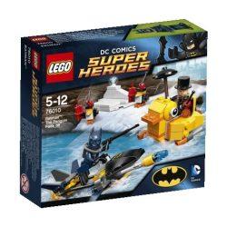 76010 LEGO® DC Comics™ Super Heroes Batman™: Leszámolás Pingvinnel