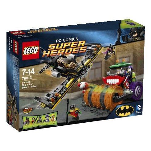76013 LEGO® DC Comics™ Super Heroes Batman™: Joker gőzhengere