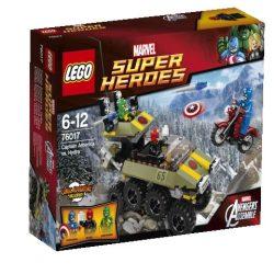76017 LEGO® Super Heroes Amerika Kapitány Hydra ellen