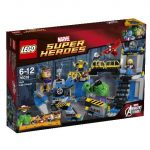 76018 LEGO® Super Heroes Hulk Labor rombolása