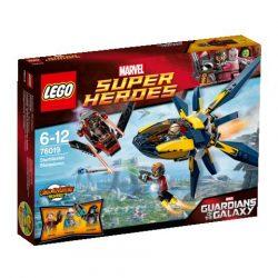 76019 LEGO Super Heroes Csillagromboló Támadás