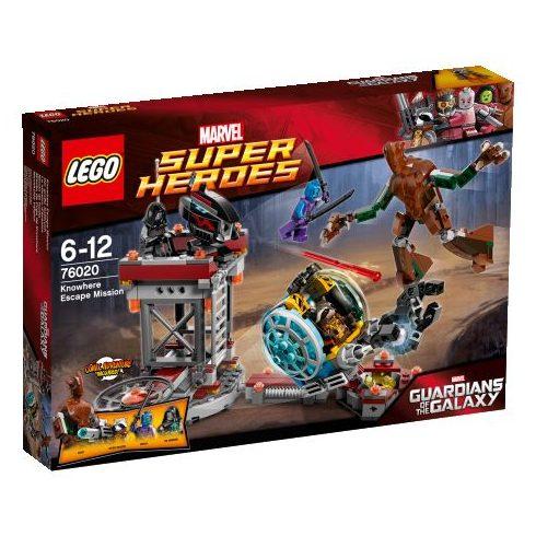 76020 LEGO® Marvel Super Heroes Szabadulás Tudodholból