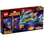 76021 LEGO® Super Heroes Mentés a Milano űrhajóval