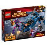 76022 LEGO Super Heroes X-Men A Sentinel ellen