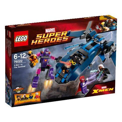 76022 LEGO® Marvel Super Heroes X-Men A Sentinel ellen