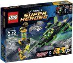 76025 LEGO® Super Heroes Zöld Lámpás Sinestro ellen