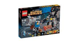 76026 LEGO® Super Heroes Grodd gorilla elveszti a fejét