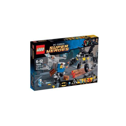 76026 LEGO® DC Comics™ Super Heroes Grodd gorilla elveszti a fejét
