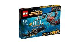 76027 LEGO® Super Heroes Fekete Manta mélytengeri támadása